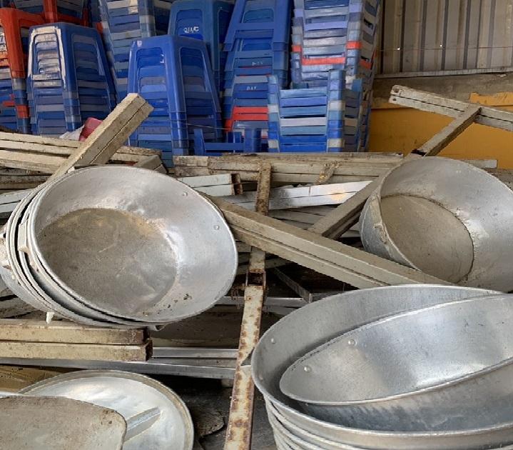 Thu mua đồ cũ thanh lý giá cao tại TPHCM