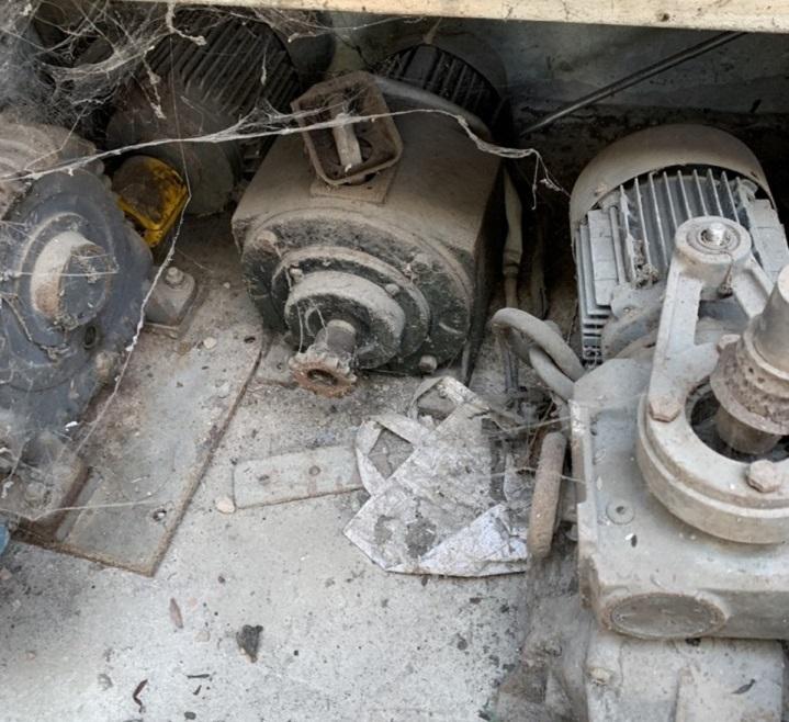 Thu mua máy móc cũ tại Kiên Giang