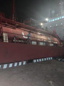 Thu mua xác tàu tại Đà Nẵng