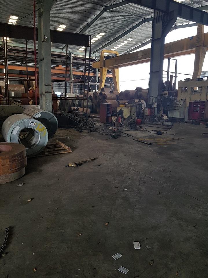 Xưởng phế liệu