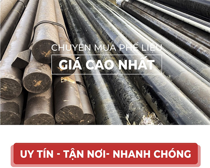 công ty thu mua phế liệu giá cao BẢO MINH