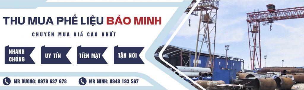 Công ty thu mua phế liệu bảo Minh