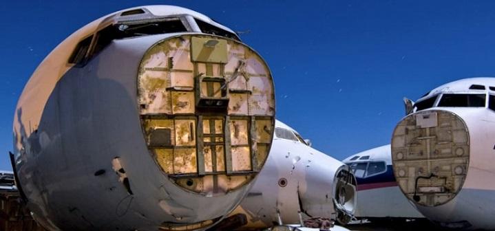 Mua linh kiện máy bay cũ