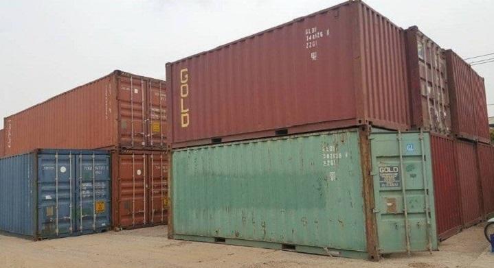 Thu mua container cũ