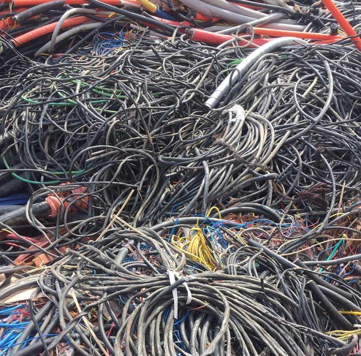 thu mua dây điện cũ huyện hóc môn