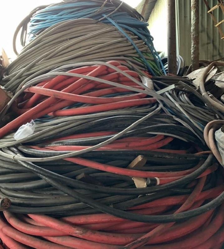 thu mua dây điện cũ Phú Nhuận