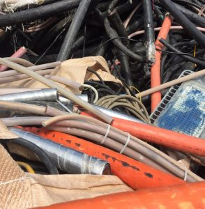 thu mua dây điện cũ tân bình