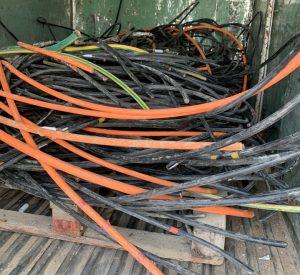 thu mua dây điện cũ Tân Phú