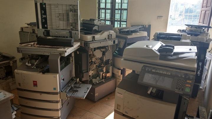 Mua bán máy photocopy cũ