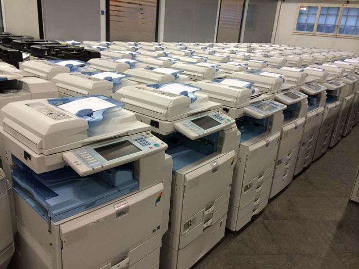Mua máy photocopy cũ thanh lý