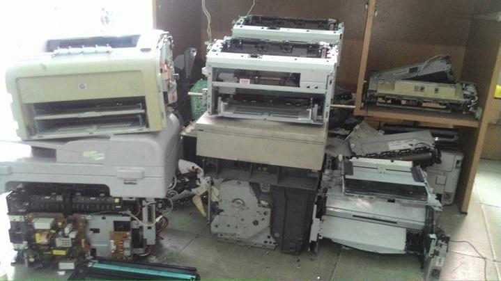 Thu mua máy photocopy cũ