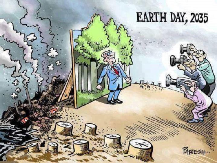 Tranh môi trường đầy ý nghĩa