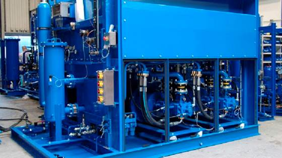 hệ thống thủy lực