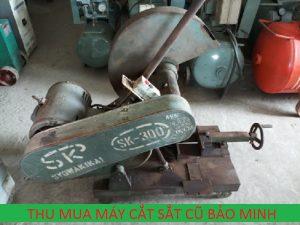 thanh lý máy cắt sắt cũ