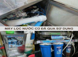 Thu mua máy lọc nước cũ