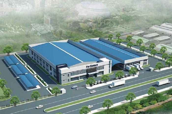 Nhà máy công nghiệp
