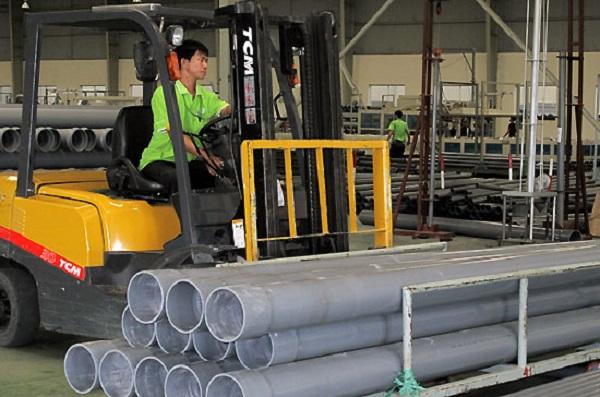 mua ống nhựa Bình Minh