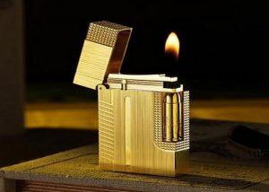 hình ảnh bật lửa dupont