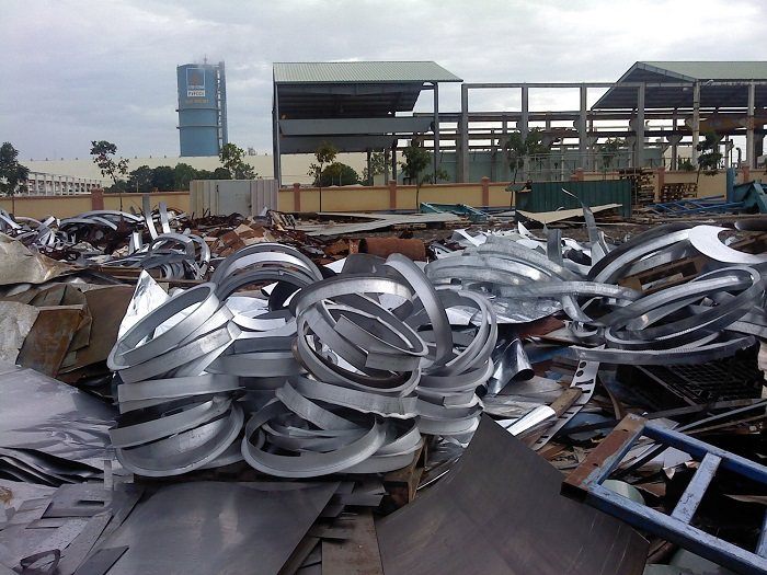thu mua phế liệu tại Hòa Thành