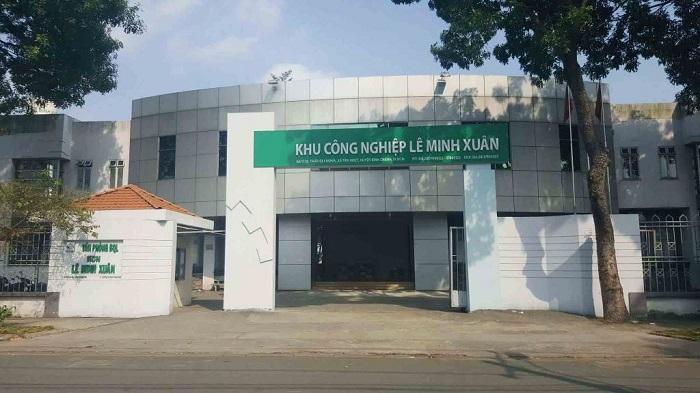 KCN Lê Minh Xuân