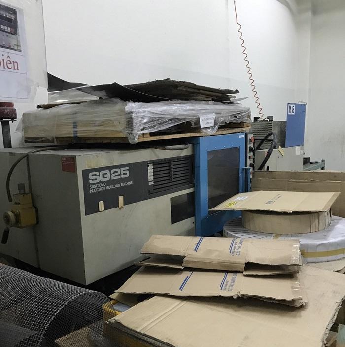 mua máy móc phế liệu tại an hạ