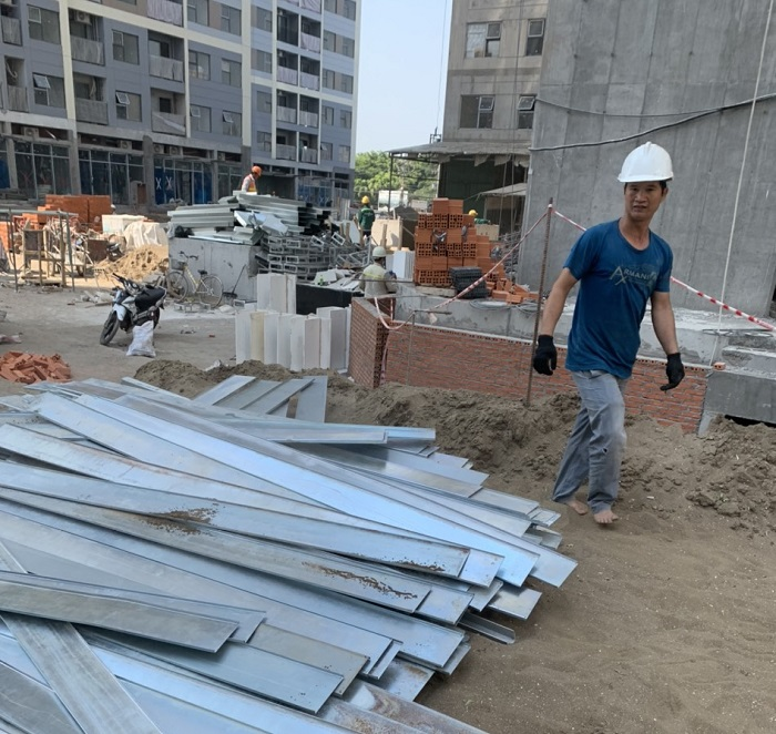 Thu mua phế liệu KCN Việt Hương
